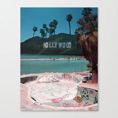 SALTWOOD Canvas Print