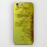 fairies iPhone & iPod Skins featuring Fairies Nebula by Stephanie Koehl