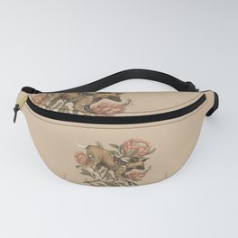 African Wild Dog Fanny Pack