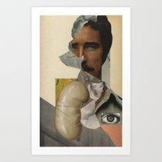 Artifact Art Print