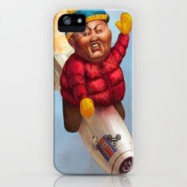 """""""Respect My Authoritah!"""" iPhone Case"""