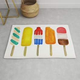 Popsicle Collection Rug