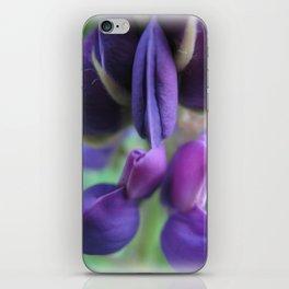 Lupine dream iPhone Skin