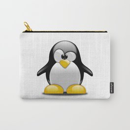 Cute Baby Penguin Carry-All Pouch