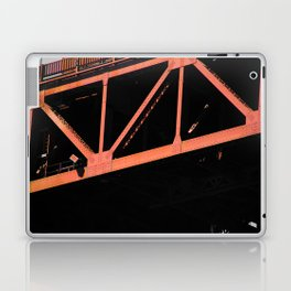 Crosshairs - Golden Gate Bridge San Francisco Laptop & iPad Skin