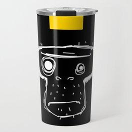 Monkey King Travel Mug