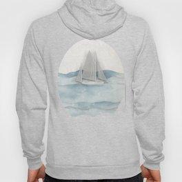Floating Ship Hoody