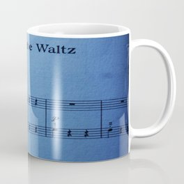Blue Waltz Coffee Mug