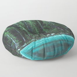 Forest 3 Floor Pillow