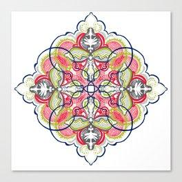 Segmentation #1 Canvas Print