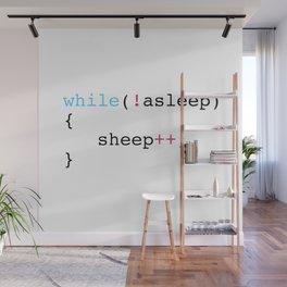 Sleep Wall Mural