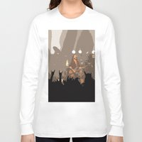 rock and roll Long Sleeve T-shirts featuring Motorhead Rock and Roll  by Premium