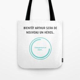 Kaamelott Loading Tote Bag