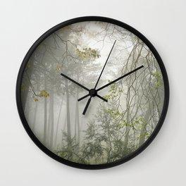 Dream forest. Sierras de Cazorla, Segura y Las Villas Natural Park Wall Clock