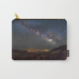 Fairyland Canyon Starry Night Photography Carry-All Pouch