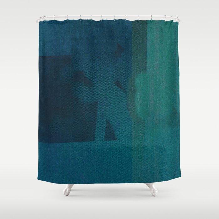 Blue Velvet Shower Curtain By Fernandovieira