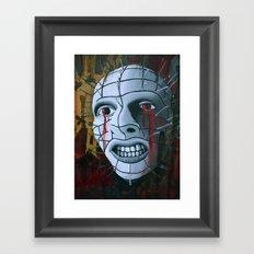 Pinhead Framed Art Print