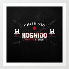 Fight for Hoshido! Art Print
