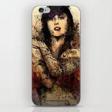 Kat Von D iPhone & iPod Skin