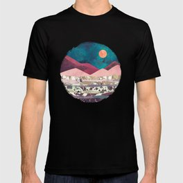 Magenta Mountain T-shirt