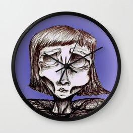 Asymmetric, Ghoul #6 Wall Clock