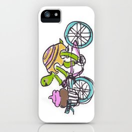 cupcake ride! iPhone Case