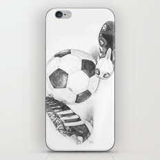 Football iPhone & iPod Skin