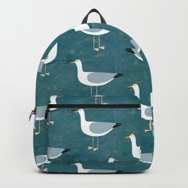 Seagull Standing Backpack