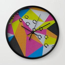 Trot Wall Clock