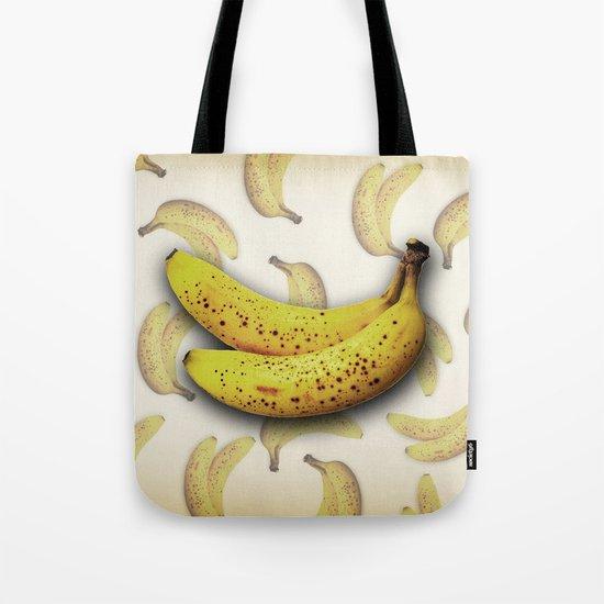 brown bananas Tote Bag