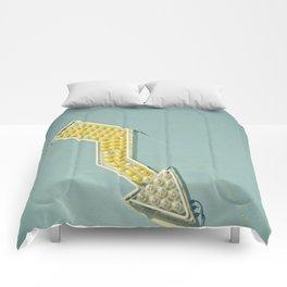 Golden Arrow Comforters