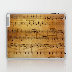 Yesterday's Music Laptop & iPad Skin