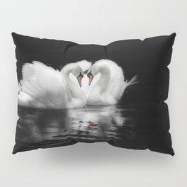 swan lovers Pillow Sham
