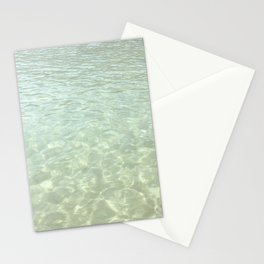 Shallow Waters Stationery Cards