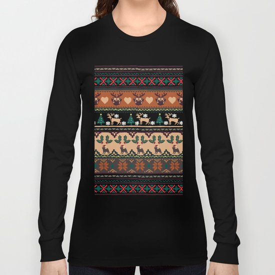 Christmas With You Long Sleeve T-shirt