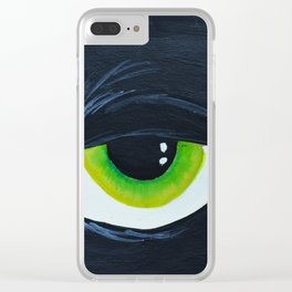 Panthera Clear iPhone Case