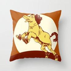 Born Free Throw Pillow