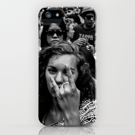 Rock On iPhone Case