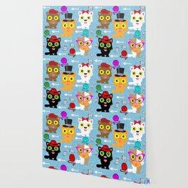 Cat's Meow Wallpaper