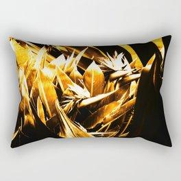 Bird of Paradise Rectangular Pillow