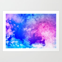 Color Foam III Art Print