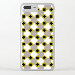 RUMBA Clear iPhone Case