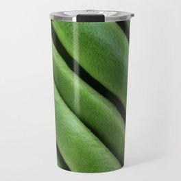 Fresh green runner beans Travel Mug