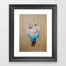 Challenge Framed Art Print