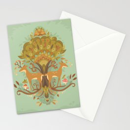 Autumn Glory Stationery Cards