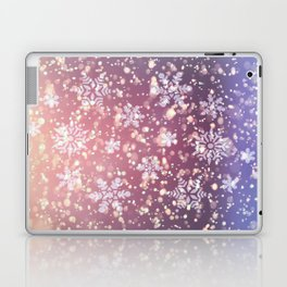 Snowfall Laptop & iPad Skin