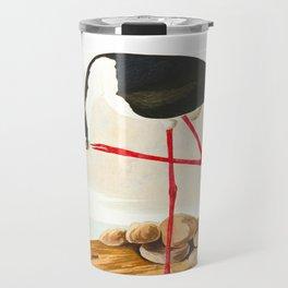 Long-legged Avocet Travel Mug