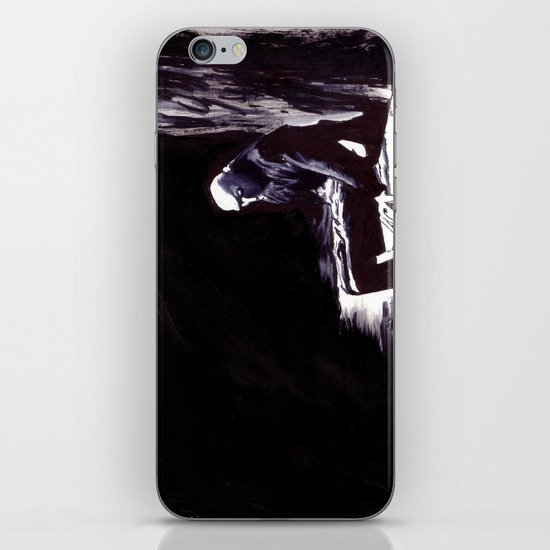 The Great Death of Wisborg iPhone & iPod Skin