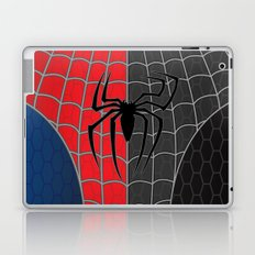 Spider-Man Red/Black Laptop & iPad Skin