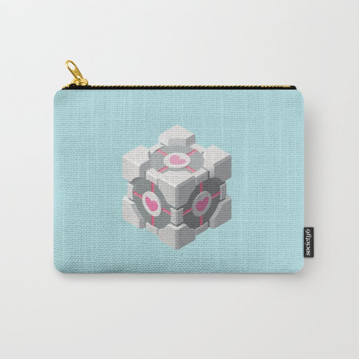Cake Is a Lie Carry-All Pouch